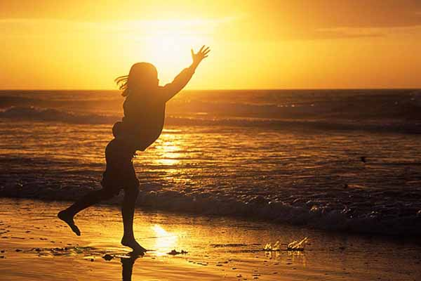 Ocean Sunrise, ocean, sunrise, beach, shore, sand