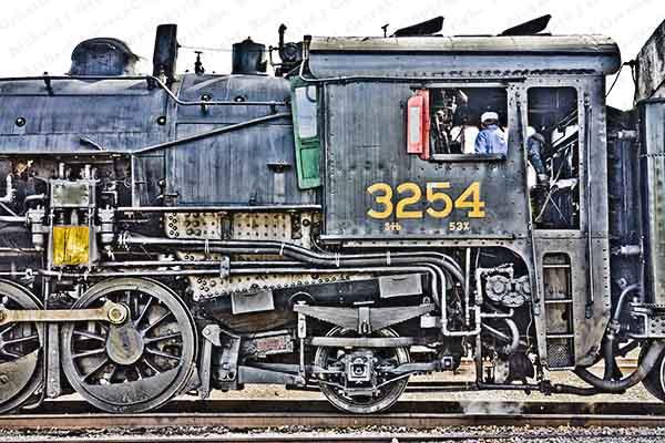 Train, Engineer, Transportation