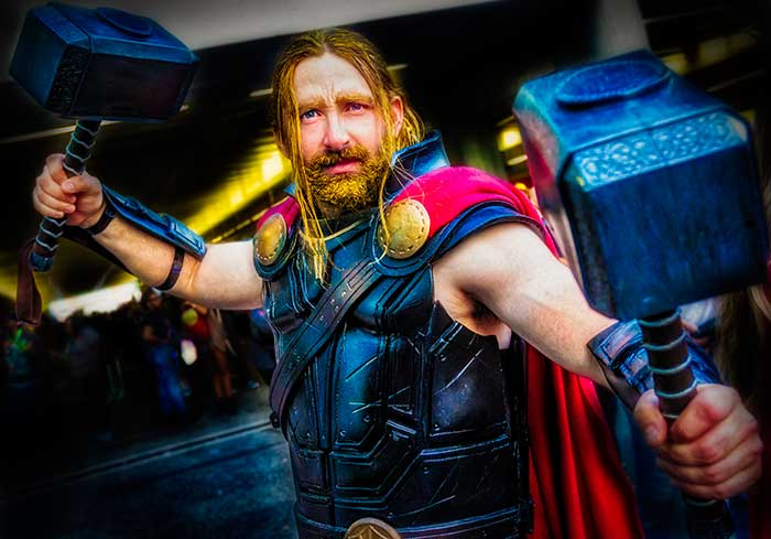 Thor-Ragnarok, Thor: Ragnarok, Superhero, Superheroes, Comic Con, Movie, Movies, Comic Book, Comics, Comic Books