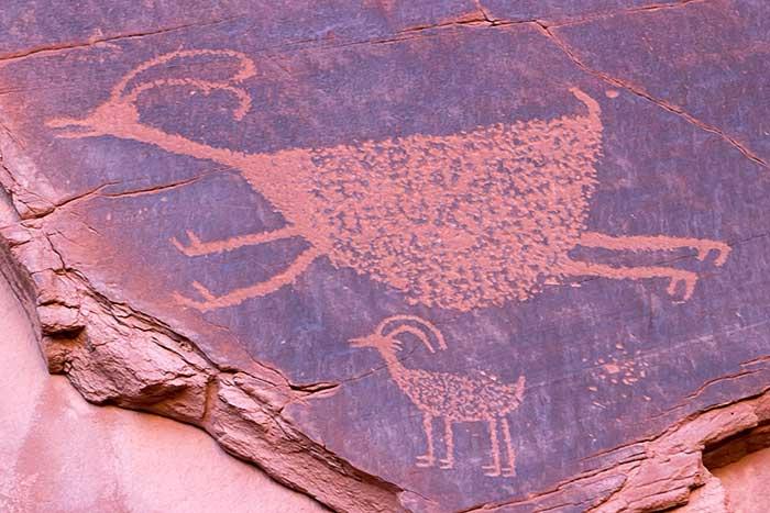 Navajo Artwork, Navajo Nation, Monument Valley