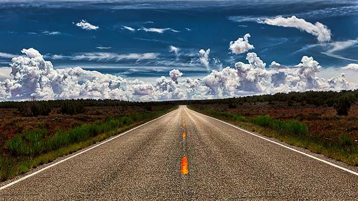 Open Road, Utah