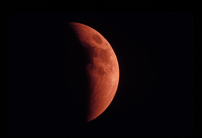 Blood Moon, Lunar Eclipse