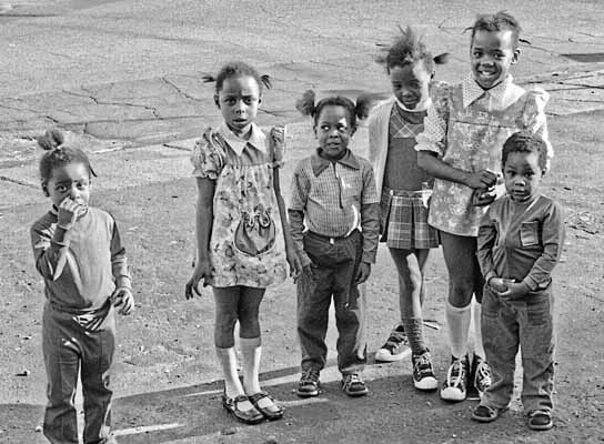 Children are Children, African American, Black American, Children