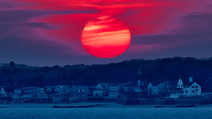 Provincetown Sunset, Cape Cod