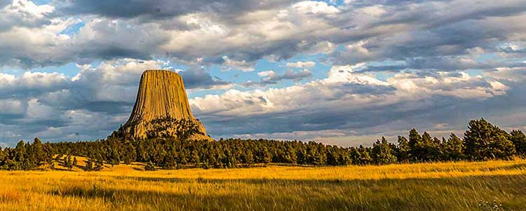 Devils Tower, National Park Service, National Monument, Wyoming