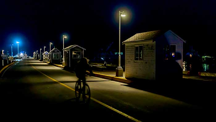 Ghost, Cape Cod, Provincetown