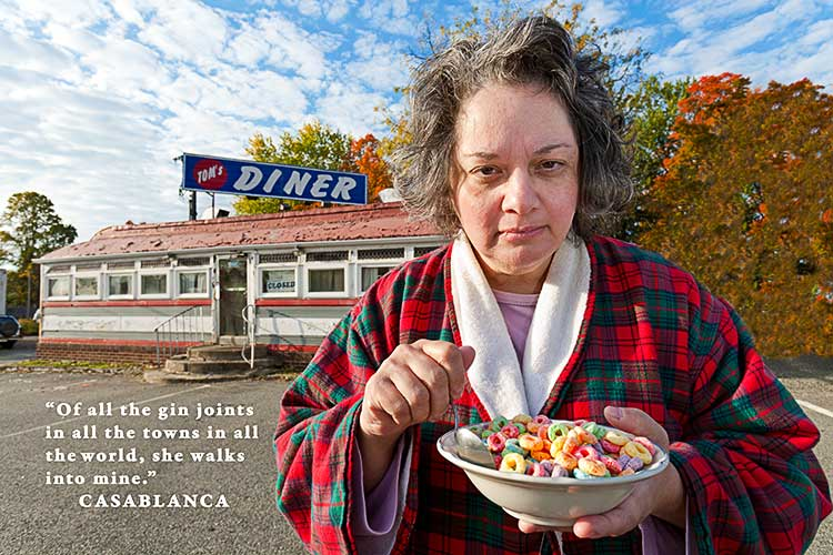 What If, Diner