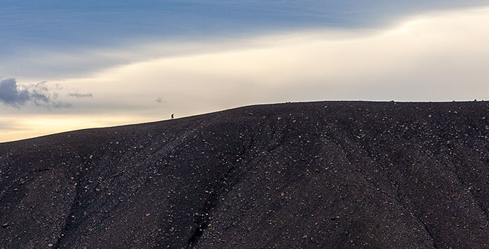 Hiker Iceland, Hiking