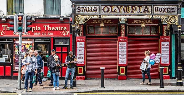 Dublin Street, Dublin, Ireland
