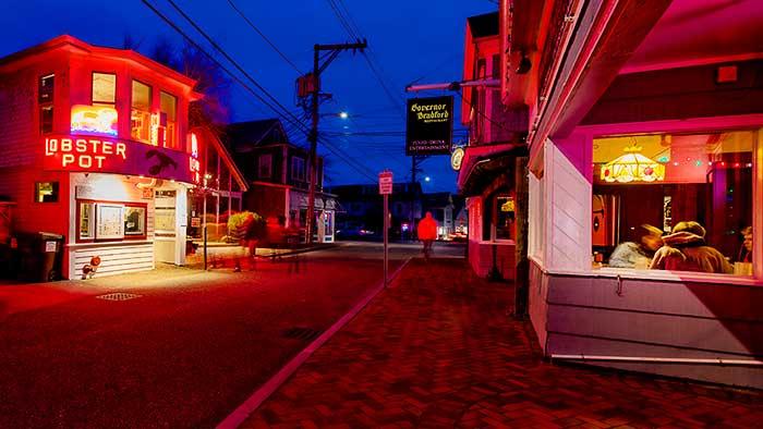 Edward Hopper, Provincetown, Cape Cod