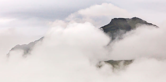 Iceland Clouds