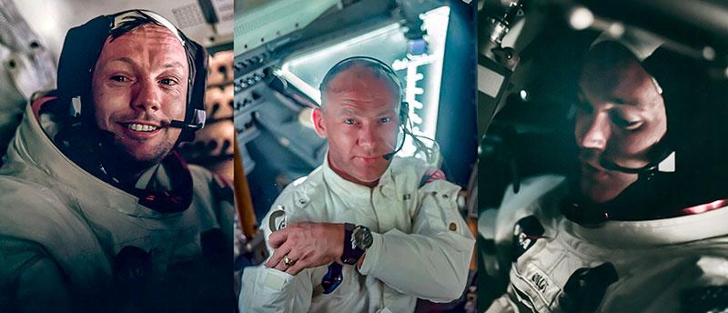 blastoff, apollo 11 astronauts