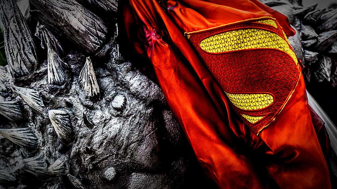 Comic Con Superheroes Convention
