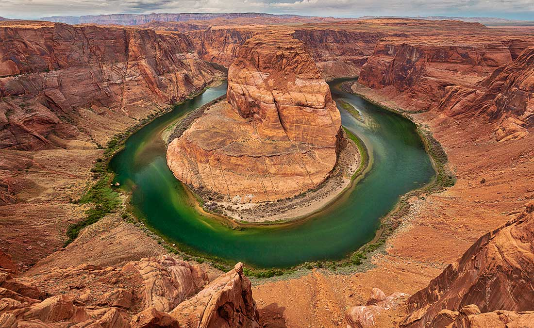 Horseshoe Bend, Grand Canyon, Arizona.