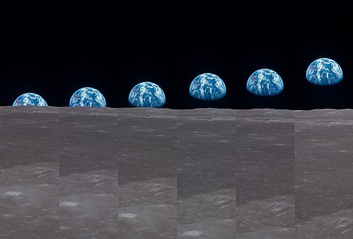 Apollo 11 EarthRise