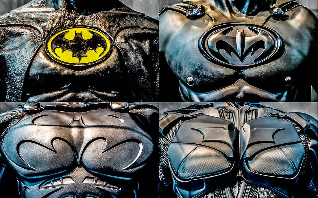 The Batman at the Comic Con Convention